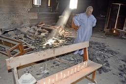 Difficile retour des chrétiens en Irak