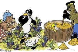Fribourg investit la Fête des vignerons