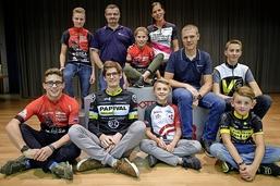 Les vainqueurs du Tour du canton récompensés