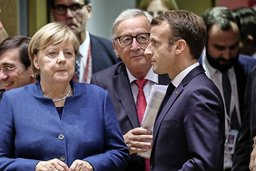La reine de l'Europe sème le doute