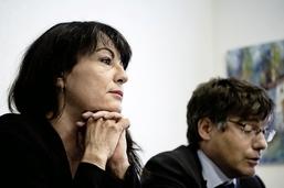 Géraldine Savary lâche sa carrière