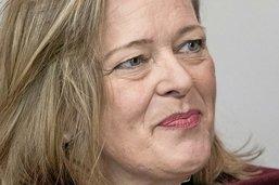 Heidi Z'graggen ne craint pas de foncer