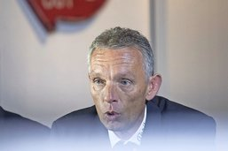 Michel Volet va quitter la présidence