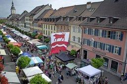 La Grand-Rue accueille samedi le premier Marché d'automne bullois