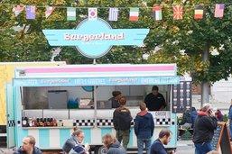 World Food Festival à la Place Python