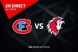 Suivez les matches de Gottéron en direct avec «La Liberté»