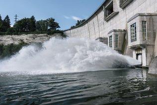Le Conseil des Etats pour un statu quo sur la redevance hydraulique