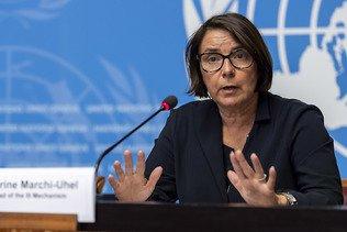 Syrie: le mécanisme de preuves veut monter deux dossiers d'ici fin 2018