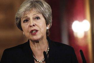 Theresa May renvoie la balle dans le camp des Européens