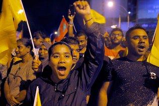 Maldives: l'homme de fer Abdulla Yameen lâche le pouvoir