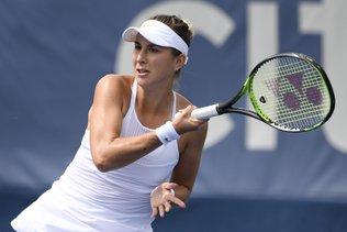 Tournoi WTA de Wuhan: Belinda Bencic sortie