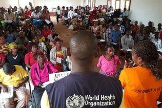 Ebola: l'OMS a dû suspendre ses opérations à Beni