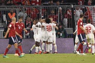 Le Bayern égare ses premiers points