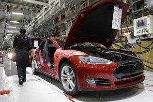 Tesla va construire à Shanghaï sa première Gigafactory à l'étranger