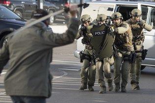 30 ans pour l'unité d'élite de la police cantonale fribourgeoise