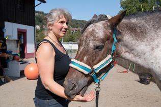 Le cheval pour se sentir mieux
