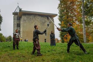 10 ans de l'Association Château d'Illens