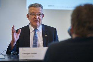 Le budget 2019 de l'Etat de Fribourg présente un léger bénéfice