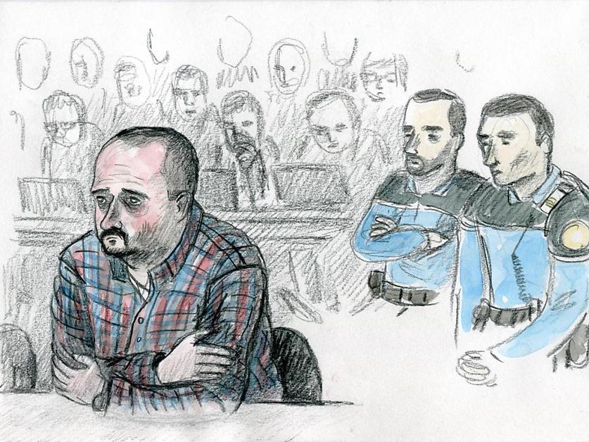 l 39 assassin de marie de retour devant le tribunal cantonal vaudois la libert. Black Bedroom Furniture Sets. Home Design Ideas