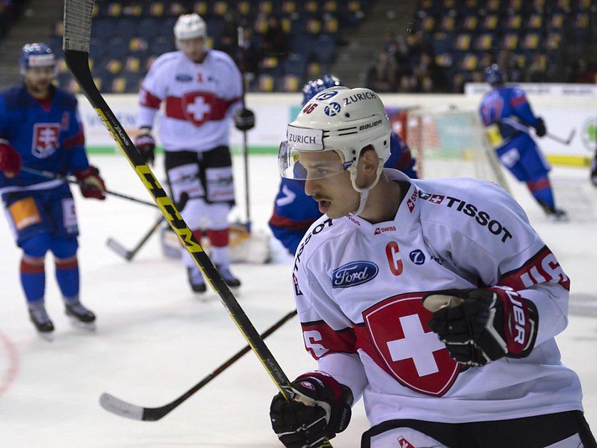 La Suisse bat la Slovaquie en ouverture
