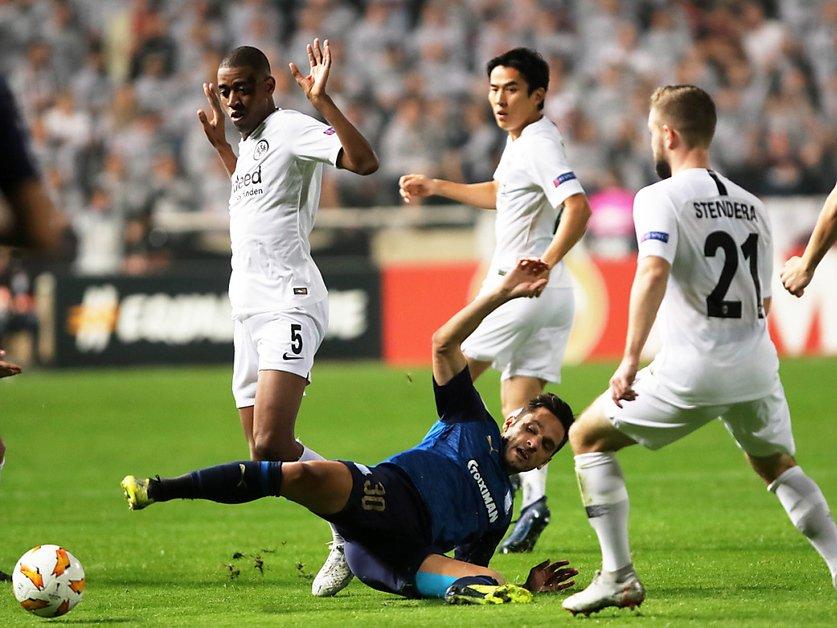Europa League: ça passe pour Chelsea, Francfort et la Lazio