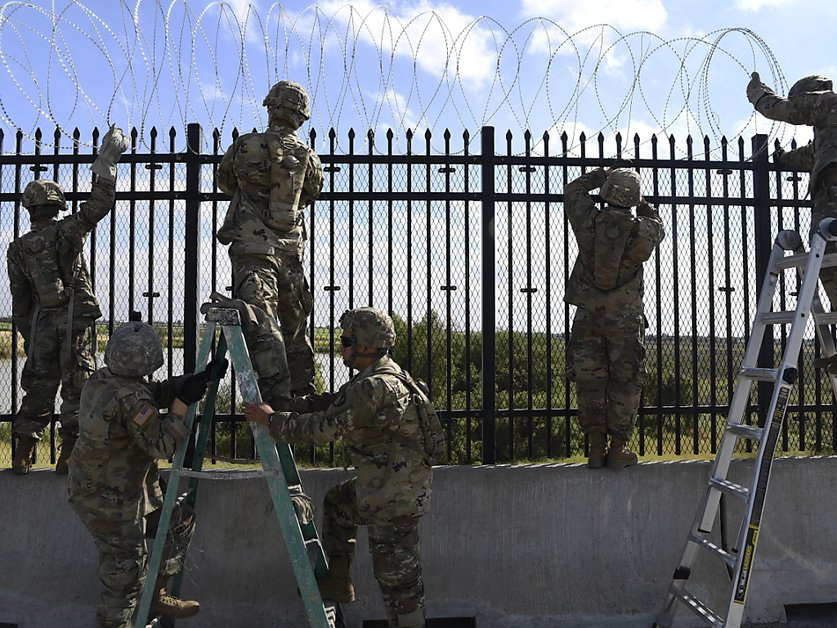 Mesure américaine pour limiter les demandes d'asile