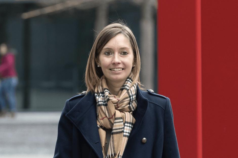 Le PLR lance Johanna Gapany dans la course aux Etats