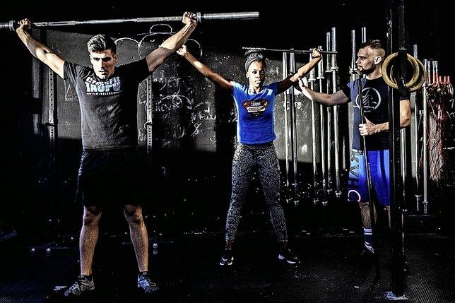 Les décathloniens du fitness