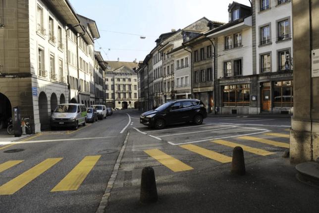 Une enquête pour mieux connaître les habitudes de stationnement