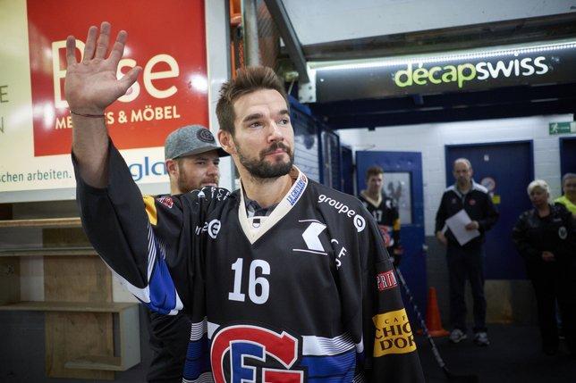Michal Birner quitte Gottéron pour Liberec!