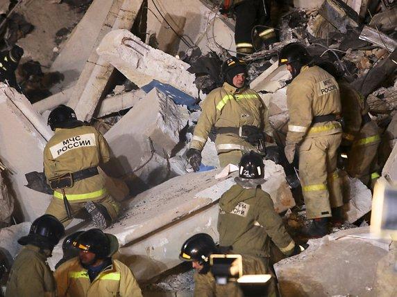 Au moins quatre morts dans l'explosion au gaz d'un immeuble résidentiel — Russie