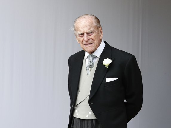 Le prince Philip a pris sa retraite en août 2017 (archives). © KEYSTONE/AP Pool/ALASTAIR GRANT