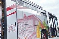 Fin de l'épicerie mobile Caritas