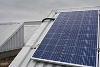 Nouvelle installation photovoltaïque pour IB-Murten
