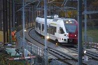 La nouvelle halte ferroviaire d'Avry-Matran à l'enquête