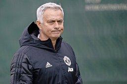 Mourinho a usé Manchester United