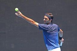 Une route ardue pour Roger Federer
