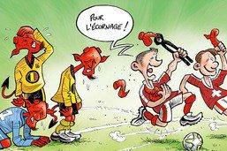 Ligue des Nations: la Suisse humilie les Diables Rouges belges