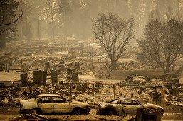 Incendies en Californie: le bilan monte à au moins 44 morts