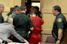 Le tueur de Parkland accusé d'agression sur un gardien de prison