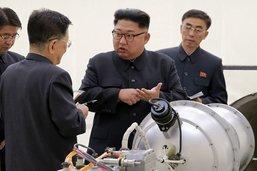 """Pyongyang affirme avoir testé une arme de """"haute technologie"""""""