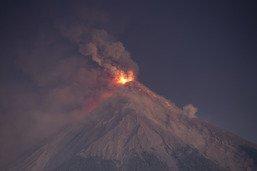 Le volcan de Fuego au Guatemala a terminé son cycle d'éruption