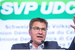 Toni Brunner va quitter le monde politique