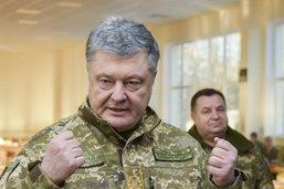 """Pas de """"solution militaire"""" en Ukraine, selon Angela Merkel"""
