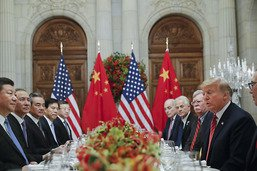 Commerce: Pékin et Washington se donnent 90 jours pour un accord