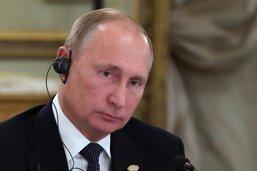 La guerre va continuer sans changement en Ukraine, avertit Poutine