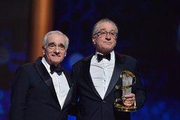 Scorsese honore De Niro au festival du film de Marrakech