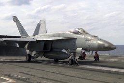 Collision entre deux avions de l'armée américaine au Japon