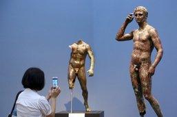"""Un musée américain refuse de rendre à l'Italie """"l'athlète de Fano"""""""