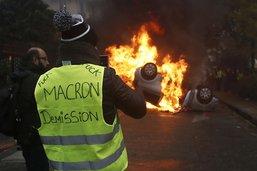 """""""Le risque de la France, c'est l'Italie plus la violence"""""""